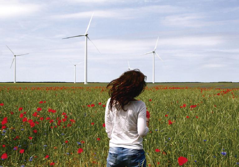 O que são turbinas eólicas e como funcionam?
